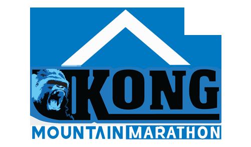 Mountain marathon button