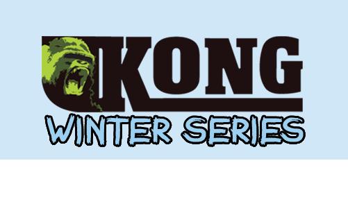 Winter series button